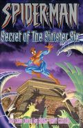 Spider-Man Secret of the Sinister Six HC (2002 Novel) 1B-1ST