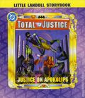 Total Justice: Justice on Apokolips HC (1997 A Little Landoll Storybook) 1-1ST
