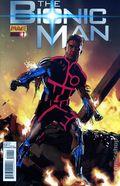 Bionic Man (2011 Dynamite) Annual 1