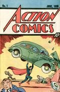 Action Comics (1938 DC) #1 Reprints 1-NESTLE-10CENT