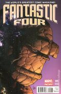 Fantastic Four (2012 4th Series) 5B