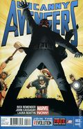 Uncanny Avengers (2012 Marvel Now) 3C