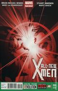All New X-Men (2012) 4D