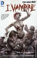 I, Vampire TPB (2012 DC Comics The New 52) 2-1ST