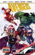 Avengers Season One HC (2013 Marvel) 1-1ST