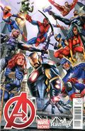 Avengers (2012 5th Series) 1HAS