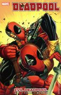 Deadpool TPB (2009-2012 Marvel) By Daniel Way 10-REP