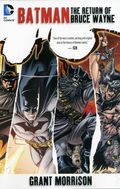 Batman The Return of Bruce Wayne TPB (2011 DC) 1-REP