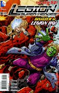 Legion of Super-Heroes (2011 7th Series) 18