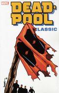 Deadpool Classic TPB (2008-Present Marvel) 8-1ST