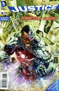 Justice League (2011) 18COMBO