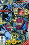 Action Comics (2011 2nd Series) 18COMBO