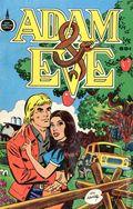 Adam and Eve (1975 Spire) 69CCP