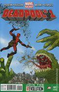 Deadpool (2012 3rd Series) 1E