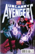 Uncanny Avengers (2012 Marvel Now) 5B