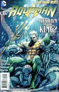 Aquaman (2011 5th Series) 18A