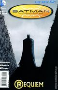 Batman Incorporated (2012 2nd Series DC) 9A