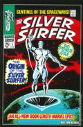 Silver Surfer (2007) DVD Mini Comic Reprint 1DVD