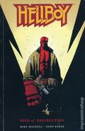 Hellboy Seed of Destruction TPB (1997 2nd Edition) 1-1ST
