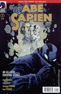 Abe Sapien Dark and Terrible (2013 Dark Horse) 1