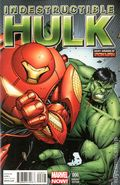 Indestructible Hulk (2012) 6B