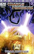 Transformers Spotlight Trailcutter (2013 IDW) 0A