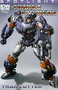 Transformers Spotlight Trailcutter (2013 IDW) 0RI