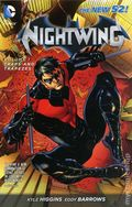 Nightwing TPB (2012 DC Comics The New 52) 1-REP