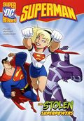 DC Super Heroes Superman: The Stolen Superpowers TPB (2013 Stone Arch Books) 1-1ST