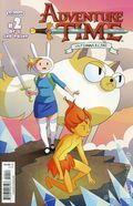 Adventure Time Fionna and Cake (2012 Boom) 2E
