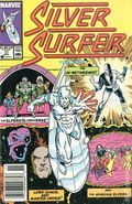 Silver Surfer (1987 2nd Series) Mark Jeweler 17MJ