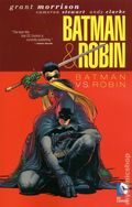 Batman and Robin Batman vs. Robin TPB (2011 DC) 1-REP