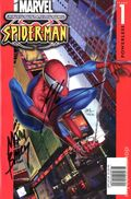 Ultimate Spider-Man (2000) KB Toys Reprint DF Signed Ed. 1-DF400