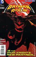 Batman and Robin (2011 2nd Series) 19
