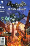 Batman Arkham Unhinged (2012) 13