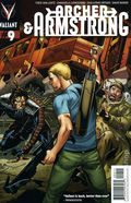 Archer and Armstrong (2012 2nd Series) 9A