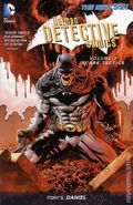 Batman Detective Comics HC (2012 DC Comics The New 52) 2-1ST