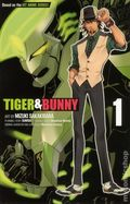 Tiger and Bunny TPB (2013 VIZ Digest) 1-1ST