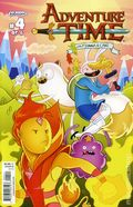 Adventure Time Fionna and Cake (2012 Boom) 4B