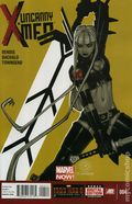 Uncanny X-Men (2013 3rd Series) 4A