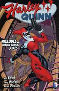 Harley Quinn Preludes and Knock-Knock Jokes TPB (2007) 1-REP