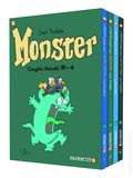 Monster HC (2011 Papercutz) By Lewis Trondheim SET-01