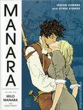 Manara Library HC (2011-2014 Dark Horse) 1-REP
