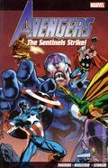 Avengers The Sentinels Strike TPB (2008 Marvel UK) 1-1ST