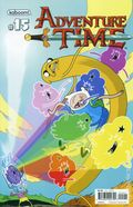 Adventure Time (2012 Kaboom) 15A
