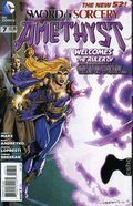 Sword of Sorcery featuring Amethyst (2012 DC) 7