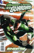 Green Lantern New Guardians (2011) 19A