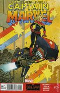 Captain Marvel (2012 7th Series) 12A