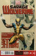 Savage Wolverine (2013) 4A