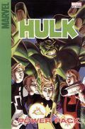Hulk and Power Pack TPB (2008 Marvel Magazine Edition) 1-1ST